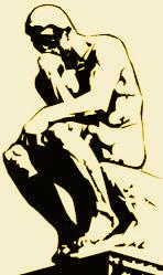 "Rodin's ""The Thinker"""